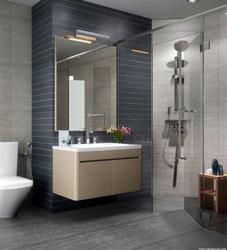 Những mẫu kiến trúc phòng tắm cuốn hút mọi ánh nhìn - Ảnh 10.