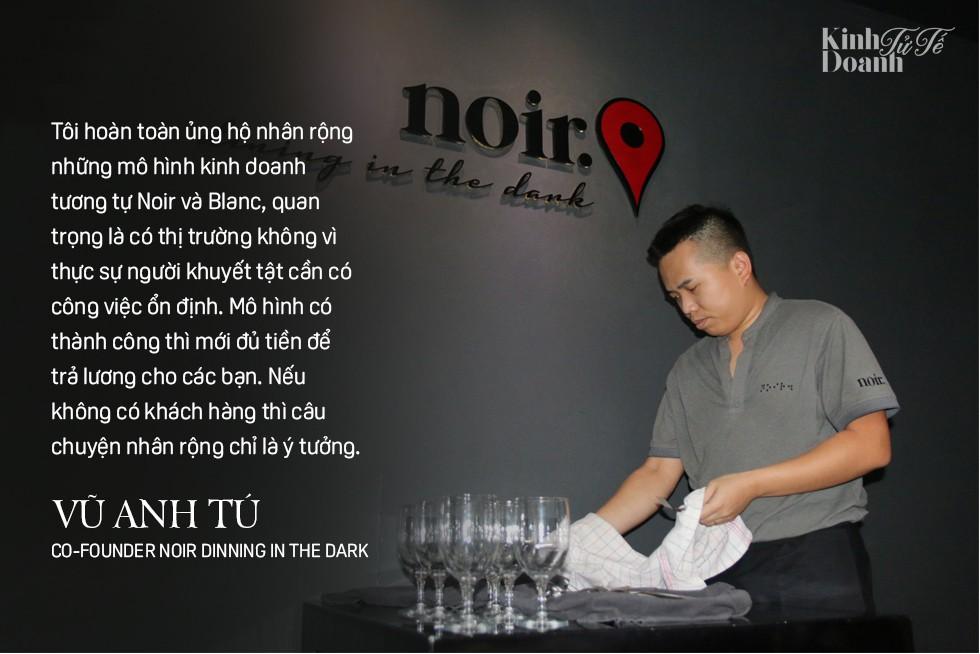 """Những chuyện khó tin của đồng sáng lập """"nhà hàng bóng tối"""" tại trung tâm Sài Gòn - Ảnh 12."""