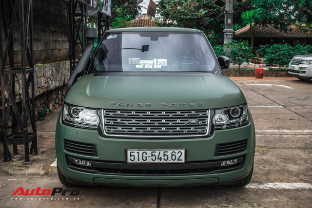 Khám phá Range Rover SVAutobiography LWB chuyên chở khách VIP của ông chủ cafe Trung Nguyên - Ảnh 2.