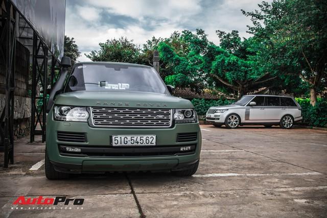 Khám phá Range Rover SVAutobiography LWB chuyên chở khách VIP của ông chủ cafe Trung Nguyên - Ảnh 17.
