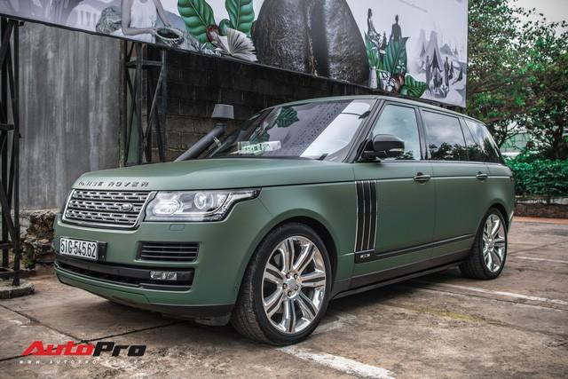 Khám phá Range Rover SVAutobiography LWB chuyên chở khách VIP của ông chủ cafe Trung Nguyên - Ảnh 6.