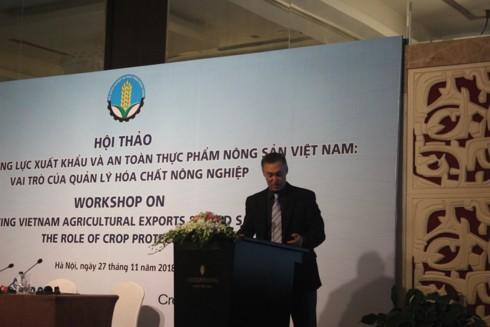 Giá trị xuất khẩu nông sản Việt đứng thứ 15 trên thế giới - Ảnh 1.