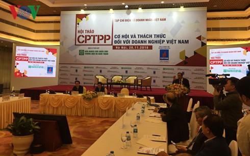 """Vào CPTPP, doanh nghiệp Việt hãy """"đào mỏ vàng"""" thị trường nội trước - Ảnh 1."""