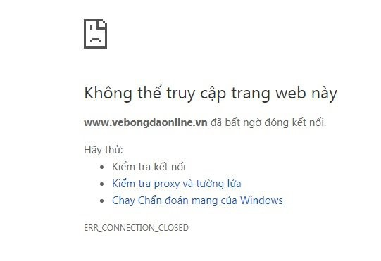 """Chuyên gia công nghệ chỉ mặt sự bất thường trong vụ web bán vé của VFF """"sập toàn tập"""" - Ảnh 1."""
