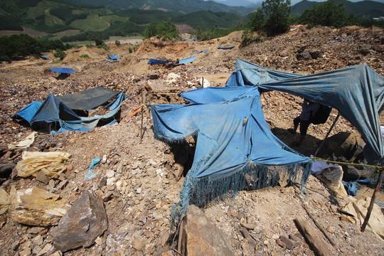 Bồng Miêu phá sản sau khi đào 1.000 tấn quặng vàng: Mất trắng 108 tỉ đồng tiền thuế - Ảnh 2.