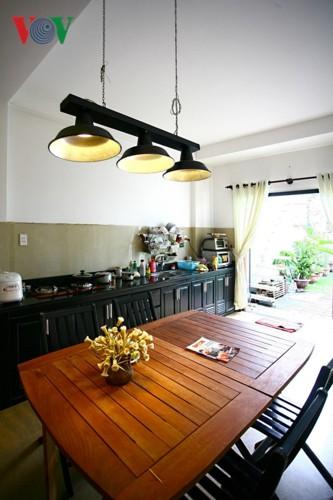 Ngôi nhà giản dị của 1 nhà giáo ở Đà Nẵng - Ảnh 13.