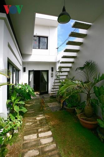 Ngôi nhà giản dị của 1 nhà giáo ở Đà Nẵng - Ảnh 3.