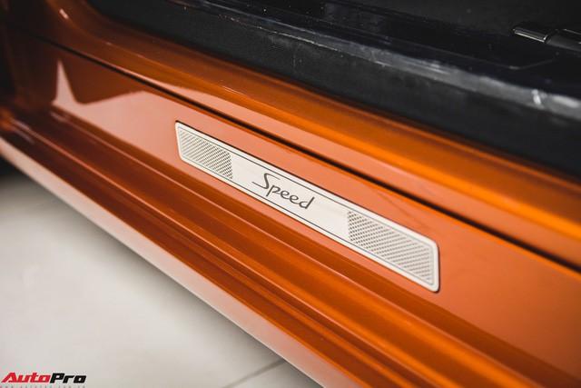 Chạm mặt Bentley Mulsanne bản hiếm, màu độc của đại gia Hà thành - Ảnh 8.