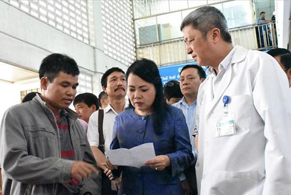 Chân dung Giám đốc Bệnh viện Chợ Rẫy làm Thứ trưởng Y tế - Ảnh 3.