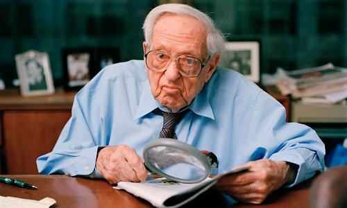 [Quy tắc đầu tư vàng] 90 năm không biết mùi thua lỗ và câu chuyện khi sống đủ lâu, bạn sẽ thành huyền thoại - Ảnh 1.