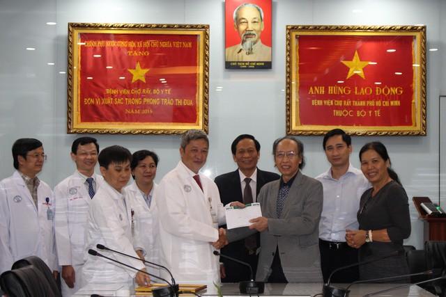 Chân dung Giám đốc Bệnh viện Chợ Rẫy làm Thứ trưởng Y tế - Ảnh 8.