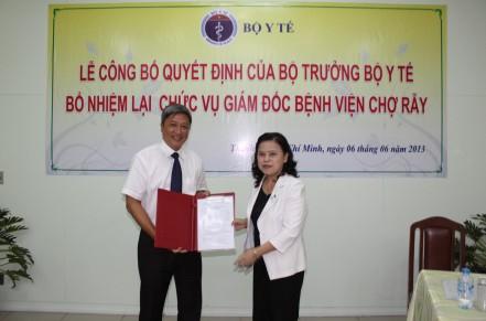 Chân dung Giám đốc Bệnh viện Chợ Rẫy làm Thứ trưởng Y tế - Ảnh 7.