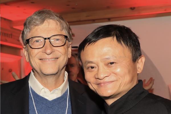 Jack Ma giải thích tại sao ông từng cực ghét Bill Gates - Ảnh 1.