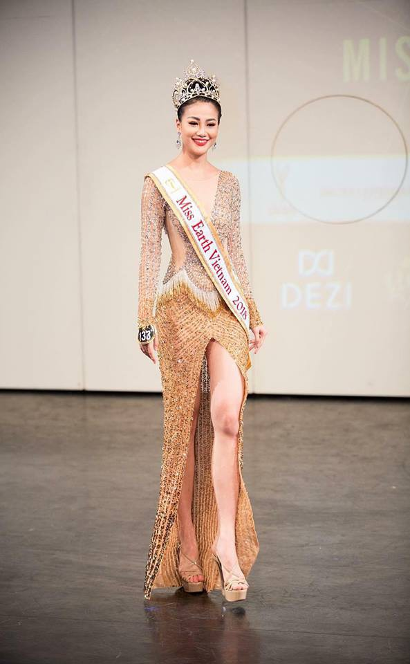 Nhan sắc nóng bỏng của mỹ nhân vừa đăng quang Hoa hậu Trái đất, đem vinh quang về cho Việt Nam - Ảnh 10.