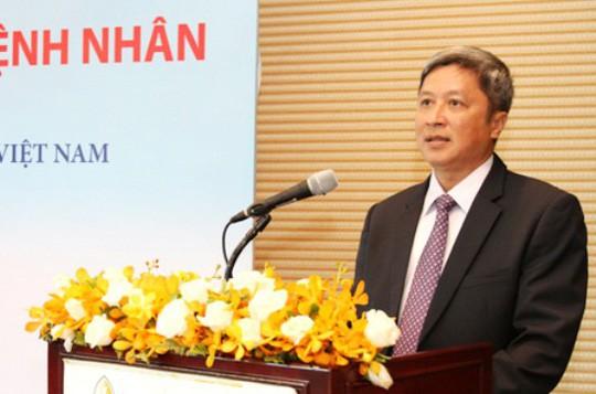 Chân dung Giám đốc Bệnh viện Chợ Rẫy làm Thứ trưởng Y tế - Ảnh 4.