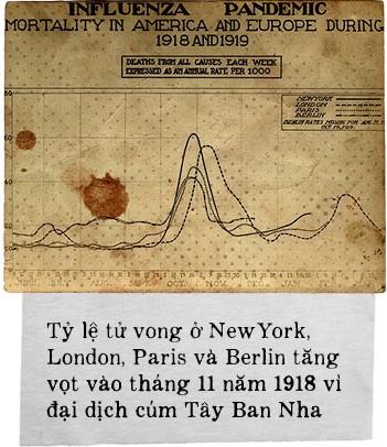100 năm dịch cúm lớn nhất lịch sử nhân loại: Một con chim đậu xuống cửa sông mở đầu đại dịch giết chết 50 triệu người - Ảnh 7.