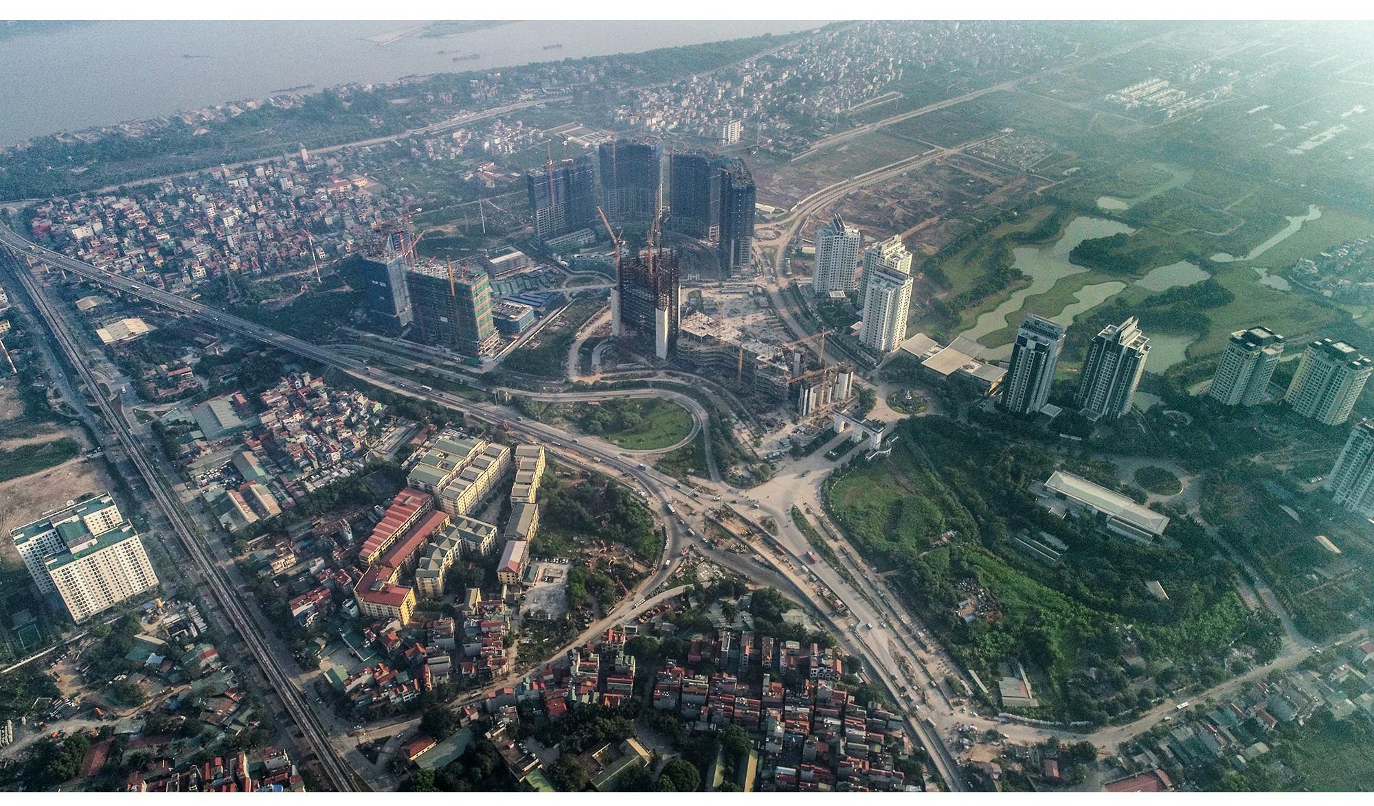 Toàn cảnh tuyến đường 8.500 tỷ đồng đang tác động mạnh mẽ lên thị trường bất động sản phía Bắc thủ đô - Ảnh 15.