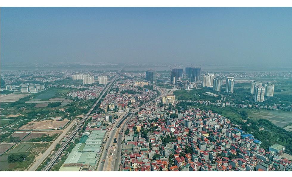 Toàn cảnh tuyến đường 8.500 tỷ đồng đang tác động mạnh mẽ lên thị trường bất động sản phía Bắc thủ đô - Ảnh 16.