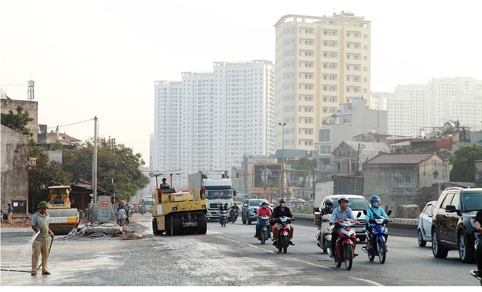 Toàn cảnh tuyến đường 8.500 tỷ đồng đang tác động mạnh mẽ lên thị trường bất động sản phía Bắc thủ đô - Ảnh 17.