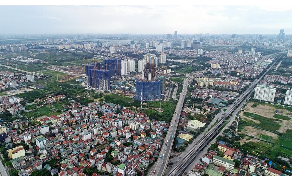 Toàn cảnh tuyến đường 8.500 tỷ đồng đang tác động mạnh mẽ lên thị trường bất động sản phía Bắc thủ đô - Ảnh 18.