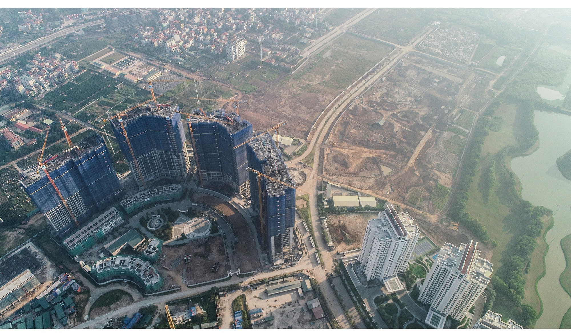 Toàn cảnh tuyến đường 8.500 tỷ đồng đang tác động mạnh mẽ lên thị trường bất động sản phía Bắc thủ đô - Ảnh 19.