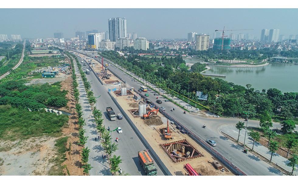 Toàn cảnh tuyến đường 8.500 tỷ đồng đang tác động mạnh mẽ lên thị trường bất động sản phía Bắc thủ đô - Ảnh 5.