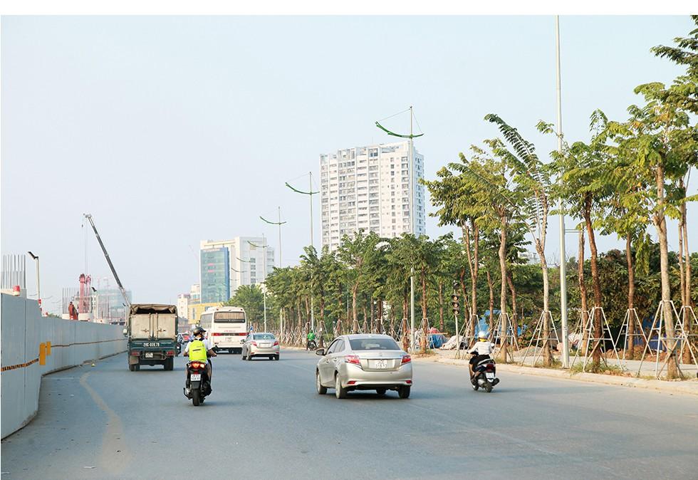 Toàn cảnh tuyến đường 8.500 tỷ đồng đang tác động mạnh mẽ lên thị trường bất động sản phía Bắc thủ đô - Ảnh 8.