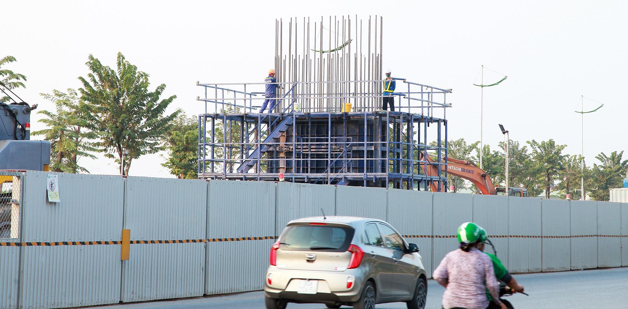 Toàn cảnh tuyến đường 8.500 tỷ đồng đang tác động mạnh mẽ lên thị trường bất động sản phía Bắc thủ đô - Ảnh 10.