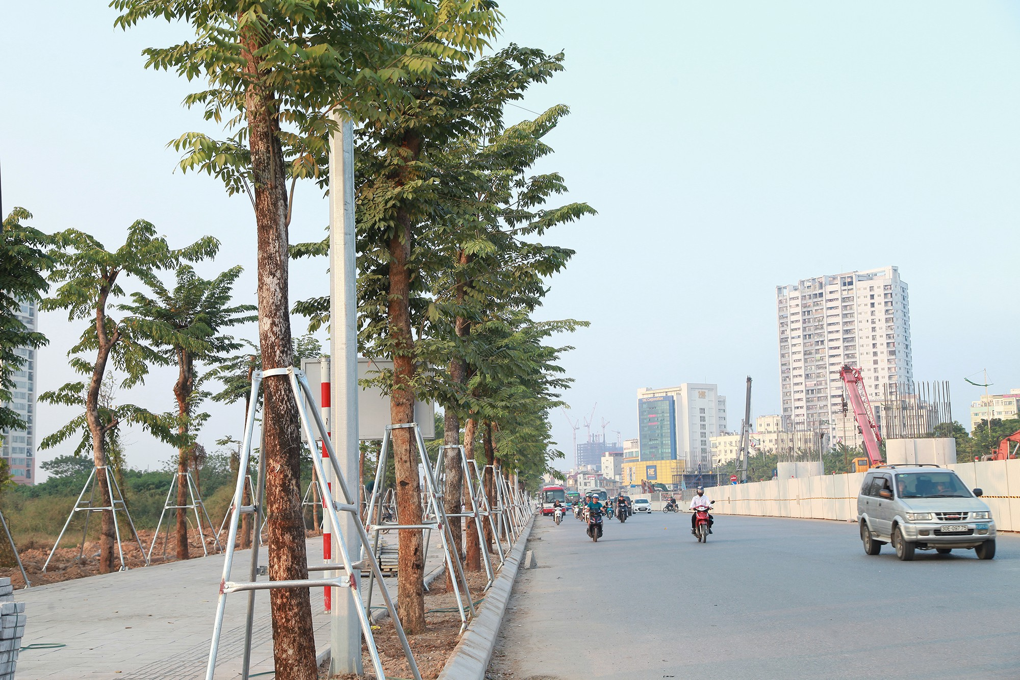 Toàn cảnh tuyến đường 8.500 tỷ đồng đang tác động mạnh mẽ lên thị trường bất động sản phía Bắc thủ đô - Ảnh 13.