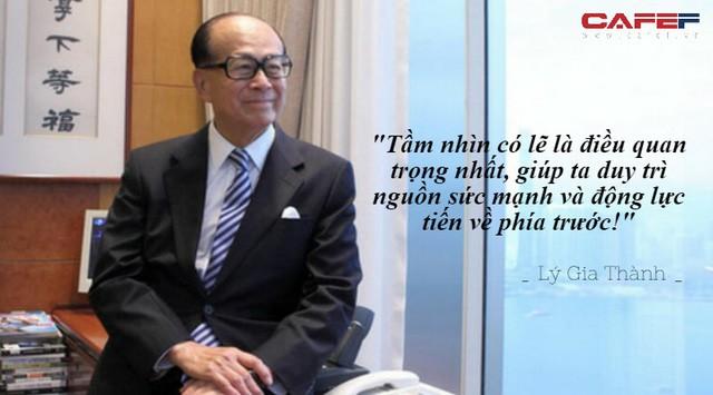 """""""Siêu nhân kiếm tiền"""" giàu có bậc nhất Hồng Kông đưa ra lời khuyên ai ai cũng nên ghi nhớ: Tỉnh táo với tài chính của bản thân và chớ dại """"đốt tiền"""" vào thứ này! - Ảnh 1."""