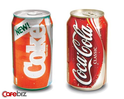 Sai lầm marketing lớn nhất mọi thời đại của Coca Cola: Có mới nới cũ, khai tử Coke nguyên bản để làm New Coke, bị khách hàng trung thành phẫn nộ tẩy chay - Ảnh 2.