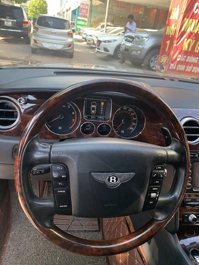 Old Bentley Continental Flying Spark Shock 2 Billion - Big Bargain - Photo 4.