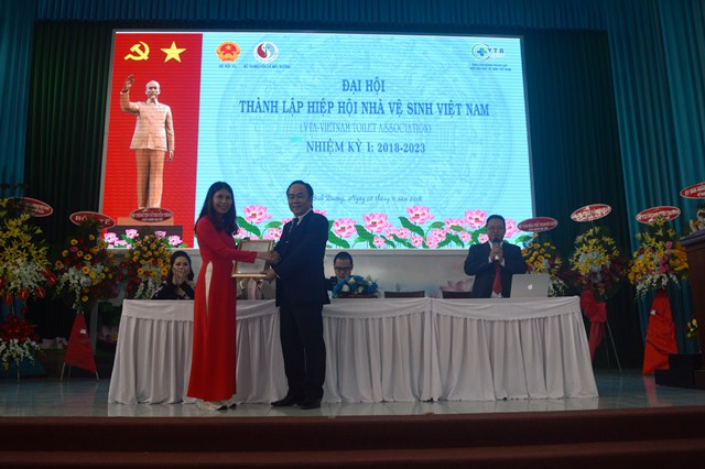 Vì sao Bộ Nội Vụ trao quyết định thành lập Hiệp hội Nhà vệ sinh Việt Nam? - Ảnh 1.