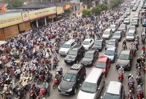 Thu phí xe vào nội đô: Nói nhiều rồi, giờ là lúc Hà Nội thực hiện - Ảnh 2.