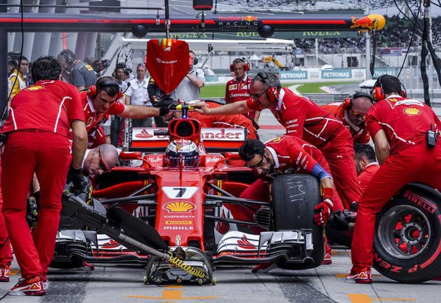Interesting facts about the emerging Formula One race in Hanoi - Monday 2.