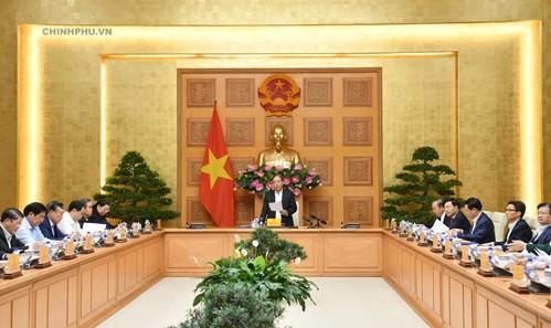 Thủ tướng: Đổi mới cách làm chiến lược, kế hoạch kinh tế - xã hội - Ảnh 1.