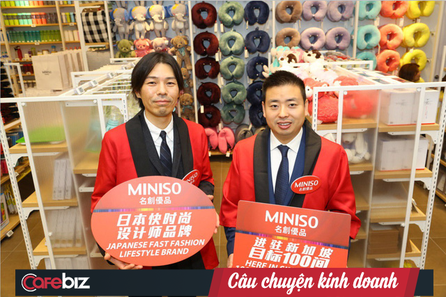 """Miniso giả Nhật"""", Mumuso nhái Hàn""""- Những thương hiệu từ Trung Quốc """"tung hoành"""" khắp thế giới nhờ lý luận sao chép văn hóa không hề phạm pháp - Ảnh 3."""