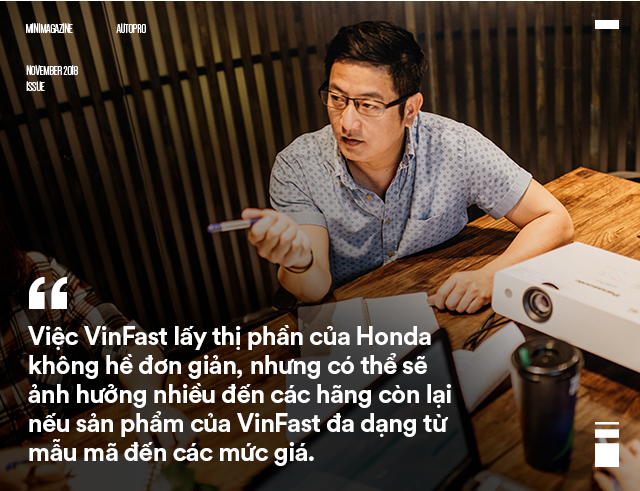 & # 39; It's hard to overcome Honda but VinFast will accelerate changes in the motorcycle market in Vietnam & # 39; - Photo 3.
