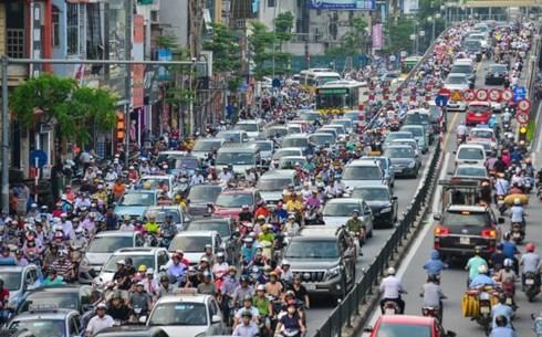 Thu phí xe vào nội đô: Nói nhiều rồi, giờ là lúc Hà Nội thực hiện - Ảnh 4.