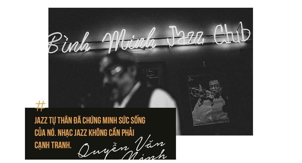"""Saxophone Quyền Văn Minh: Từ cậu thiếu niên học Jazz bằng băng cassette đến """"Huyền thoại sống Jazz Việt Nam"""" - Ảnh 10."""