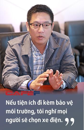 """Cựu Giám đốc bán hàng và marketing Yamaha Việt  Nam: Xe điện sẽ """"không có cửa"""" nếu chỉ… bảo vệ môi trường - Ảnh 1."""