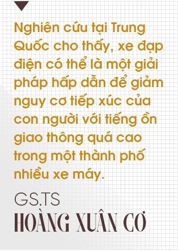 """GS.TS Hoàng Xuân Cơ: Xe điện là xu hướng nhưng chưa có nghiên cứu khẳng định """"xanh"""" hơn xe xăng - Ảnh 3."""