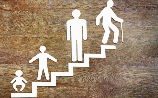 """Bốn nấc thang của cuộc đời: Trải qua hết thì viên mãn nhưng đa số đều """"mắc kẹt"""" ở ngay bậc thứ 2"""