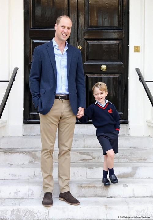 Ngôi trường đặc biệt mà Hoàng tử George theo học: Không phải làm bài tập về nhà, học sinh không được phép chỉ chơi với bạn thân - Ảnh 5.