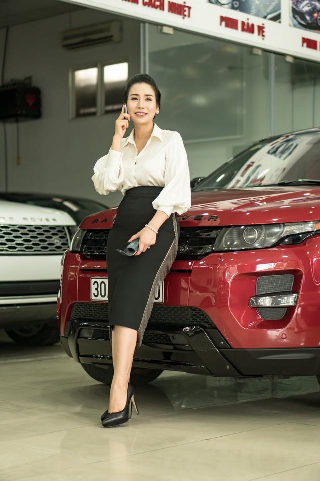 Nữ tướng xe cũ Hà thành tiết lộ lý do đại gia Việt thích chơi xe đã qua sử dụng - Ảnh 1.