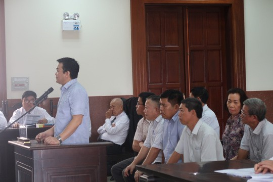 Phúc thẩm vụ tiêu cực tại Agribank Trà Vinh: Không lừa đảo, không thiệt hại - Ảnh 1.