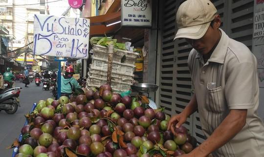 Trái vú sữa Việt Nam tại Mỹ có giá khoảng 350.000 đồng/kg - Ảnh 2.