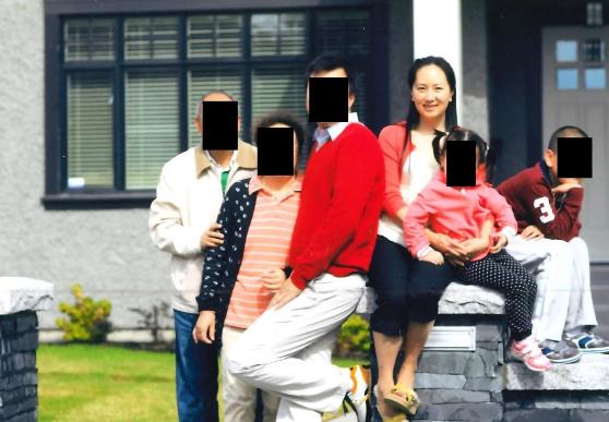 Hình ảnh hiếm của bà Mạch Vãn Chu ở Canada bị rò rỉ - Ảnh 3.
