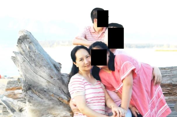 Hình ảnh hiếm của bà Mạch Vãn Chu ở Canada bị rò rỉ - Ảnh 5.