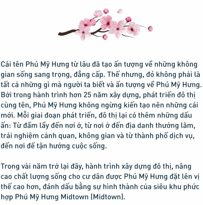Phú Mỹ Hưng và câu chuyện kiến tạo không gian sống xanh độc đáo giữa lòng Sài Gòn - Ảnh 1.